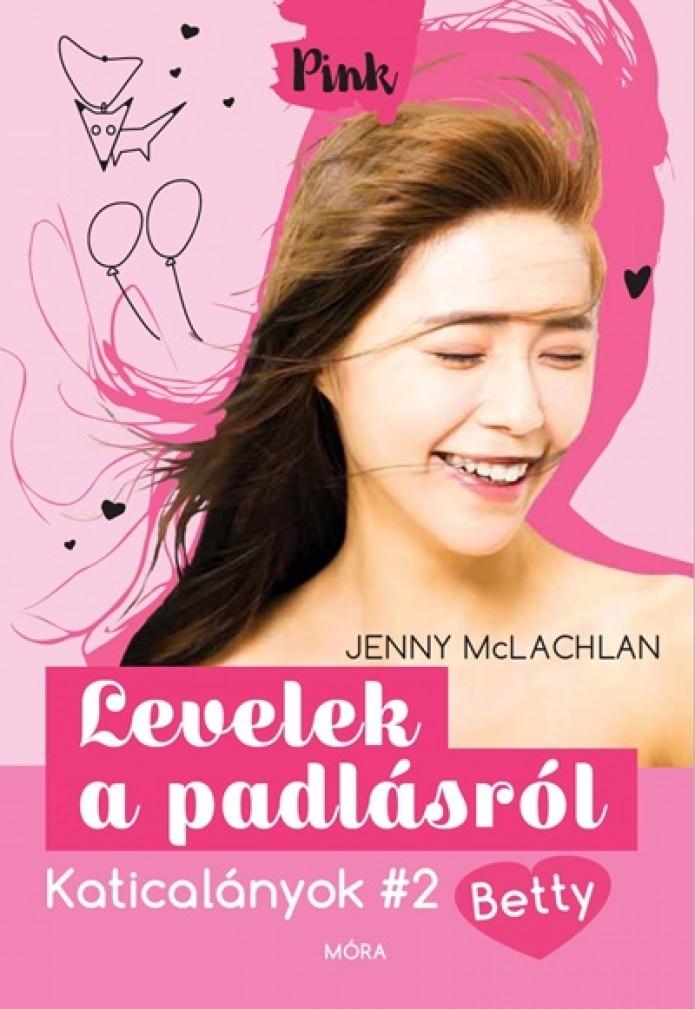 Pink könyv: Levelek a padlásról